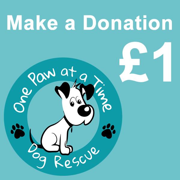 Donate £1 image