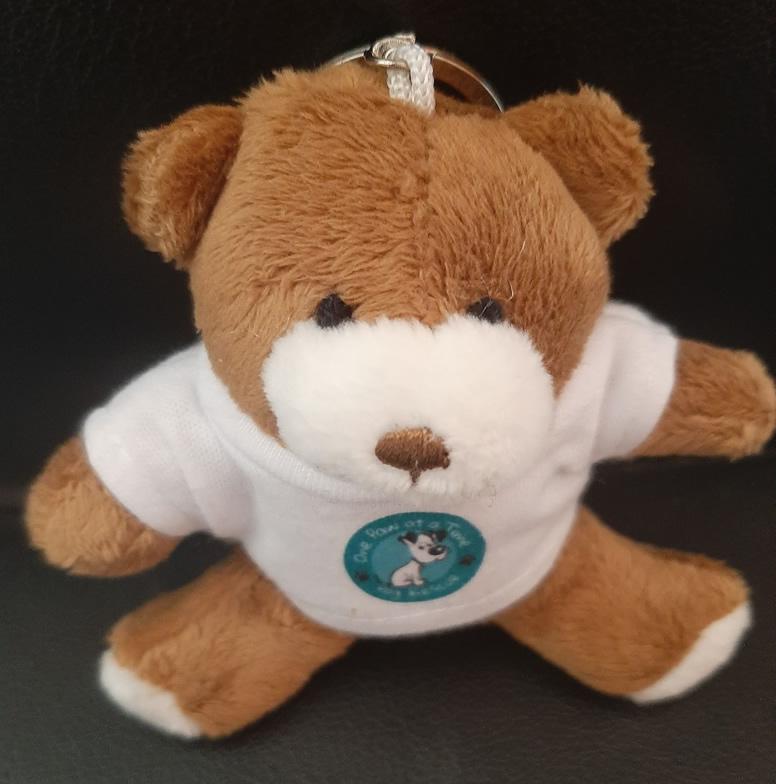keyring-teddy