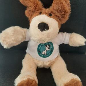 One Paw 9 inch teddy