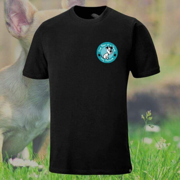 One Paw adult t-shirt