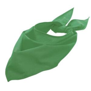 Green dog bandana